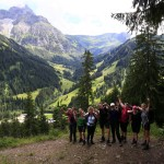 huttentocht Bregenzerwald
