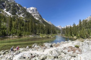 Grand Teton N.P.: Cascade Canyon