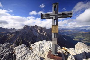 Schitterend uitzicht vanaf de Oberbachernspitze