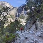 Wandelen in Yosemite N.P. is een belevenis