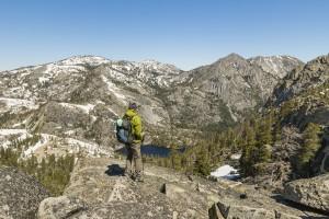 Desolation Wilderness bij Lake Tahoe