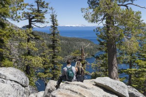 Lake Tahoe en de Desolation Wilderness
