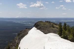 Yellowstone: Mt Washburn